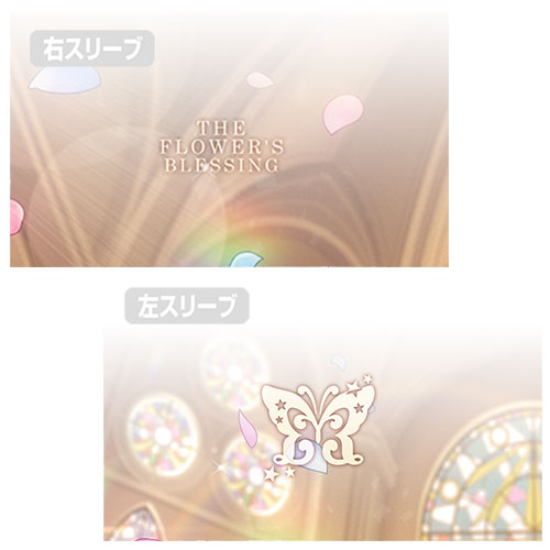 THE IDOLM@STER/アイドルマスター ミリオンライブ!/花たちの祝福 田中琴葉 両面フルグラフィックTシャツ