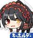 デート・ア・ライブ/デート・ア・ライブIII/崇宮真那 アクリルつままれストラップ