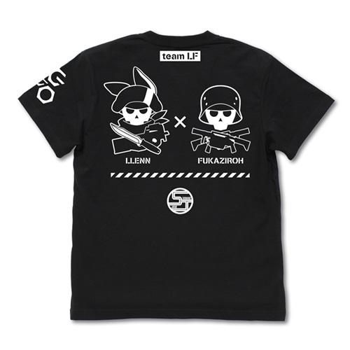 ソードアート・オンライン/ソードアート・オンライン オルタナティブ ガンゲイル・オンライン/チームLF Tシャツ