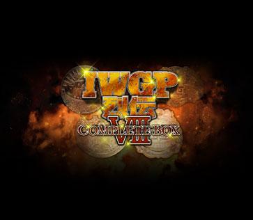新日本プロレスリング/新日本プロレスリング/IWGP烈伝COMPLETE-BOX VIII 【Blu-ray-BOX】