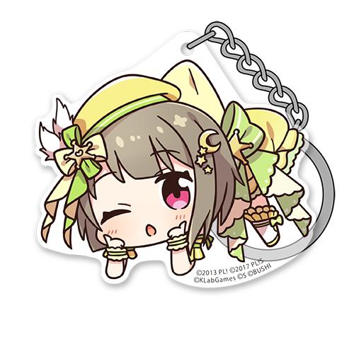 ラブライブ!/ラブライブ!虹ヶ咲学園スクールアイドル同好会/中須かすみ アクリルつままれキーホルダー