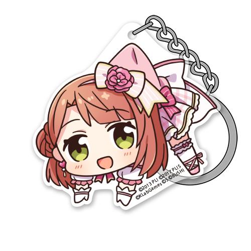 ラブライブ!/ラブライブ!虹ヶ咲学園スクールアイドル同好会/上原歩夢 アクリルつままれキーホルダー