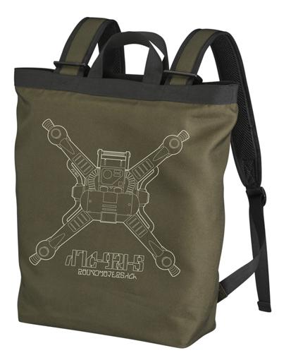 装甲騎兵ボトムズ/装甲騎兵ボトムズ/ラウンドムーバー 2wayバックパック