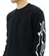 魔術回路 リブなしロングスリーブTシャツ Ver.2.0