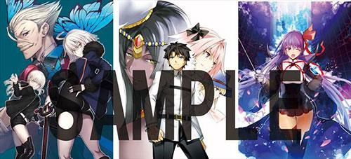 Fate/Fate/Grand Order/「Fate/Grand Order」シリーズ クリアファイルセット