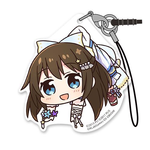 ラブライブ!/ラブライブ!虹ヶ咲学園スクールアイドル同好会/桜坂しずく アクリルつままれストラップ