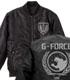 ゴジラ/ゴジラ/Gフォース MA-1ジャケット