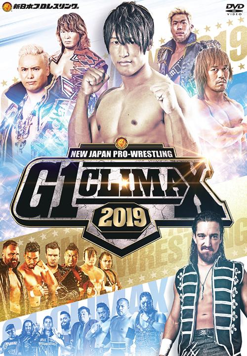 新日本プロレスリング/新日本プロレスリング/DVD G1 CLIMAX2019