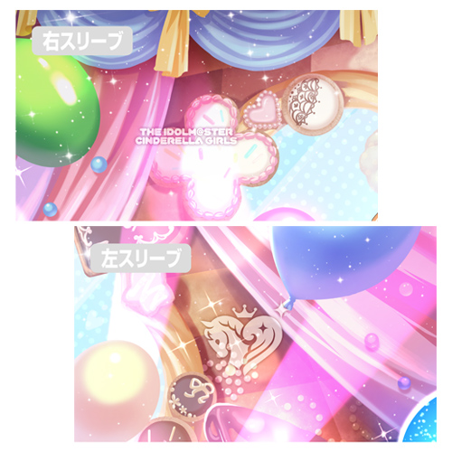 THE IDOLM@STER/アイドルマスター シンデレラガールズ/お菓子なドリーミング 喜多日菜子 両面フルグラフィックTシャツ