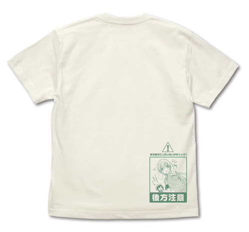 スローループ/スローループ/小春のフォルスキャスト Tシャツ