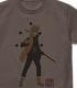 六道仙人モード ナルト Tシャツ