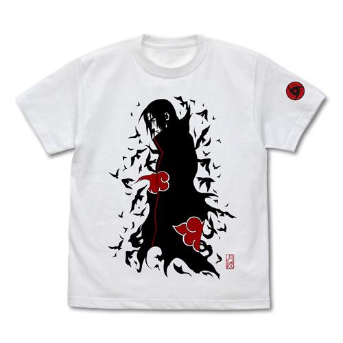 NARUTO-ナルト-/NARUTO-ナルト- 疾風伝/イタチの月読 Tシャツ
