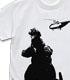 ゴジラ'62 オールプリントTシャツ