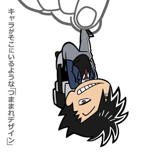 ハイキュー!!/ハイキュー!! TO THE TOP/黒尾鉄朗 つままれキーホルダー 通学Ver.