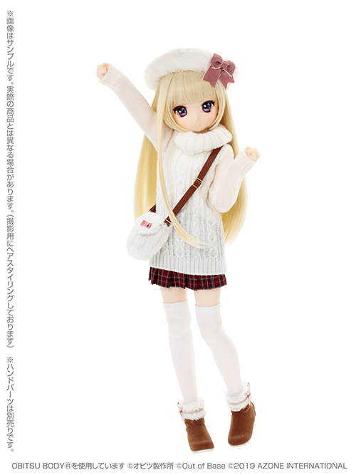 AZONE/Iris Collect/1/3 Iris Collect petit(アイリス コレクト プチ) あんな / Little sugar princess AOD519-ALS