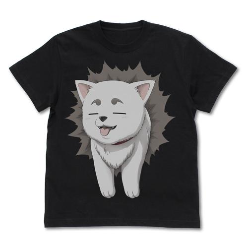 銀魂/銀魂/定春ほんわか顔 Tシャツ