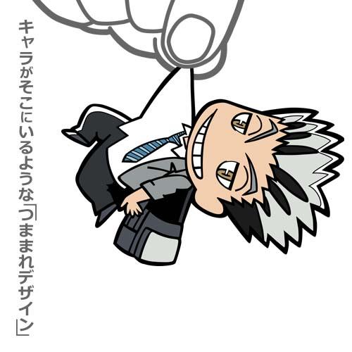 ハイキュー!!/ハイキュー!! TO THE TOP/木兎光太郎 つままれキーホルダー 通学Ver.