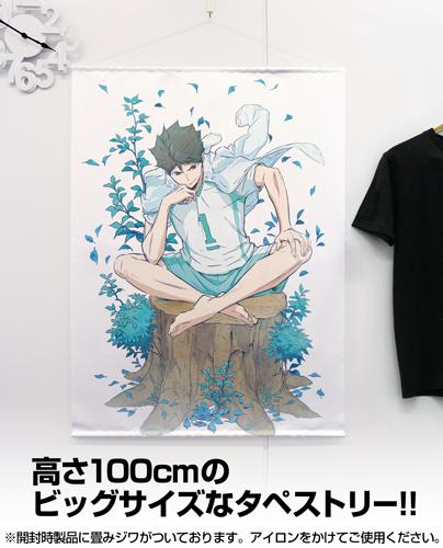 ハイキュー!!/ハイキュー!! TO THE TOP/及川徹 100cmタペストリー