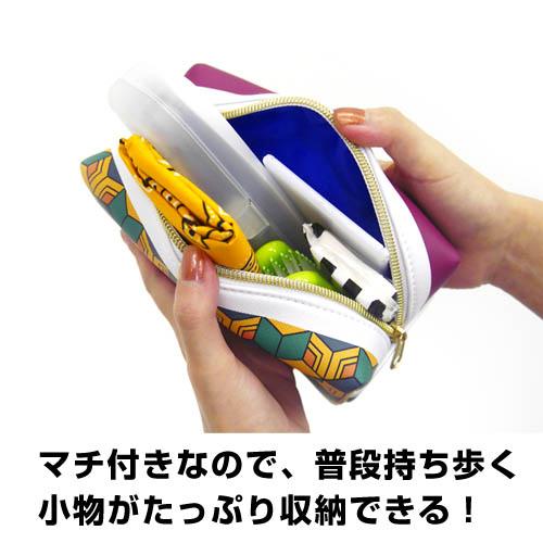 鬼滅の刃/鬼滅の刃/冨岡義勇 マルチポーチ