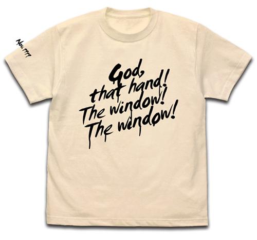 ミスカトニック大学購買部/ミスカトニック大学購買部/窓に!窓に! Tシャツ
