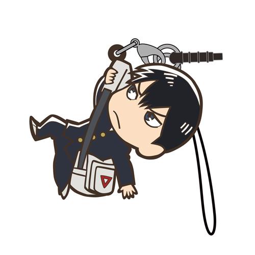 ハイキュー!!/ハイキュー!! TO THE TOP/影山飛雄 つままれストラップ 通学Ver.