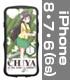 千夜 TPUバンパー iPhoneケース [6・7・8共用]