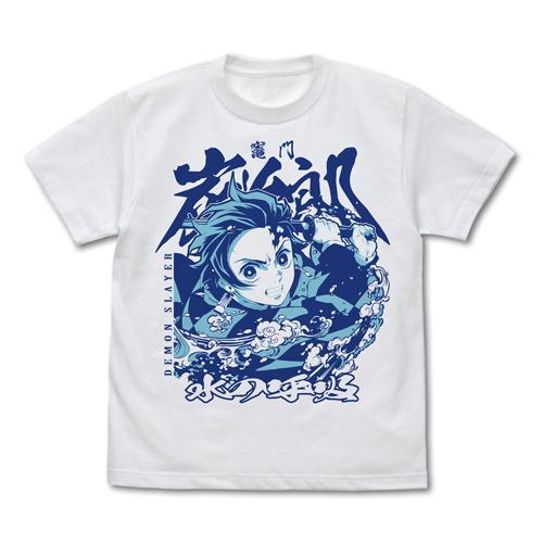 鬼滅の刃/鬼滅の刃/炭治郎の水の呼吸 Tシャツ