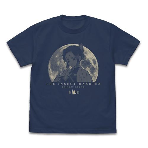 鬼滅の刃/鬼滅の刃/蟲柱 胡蝶しのぶ Tシャツ