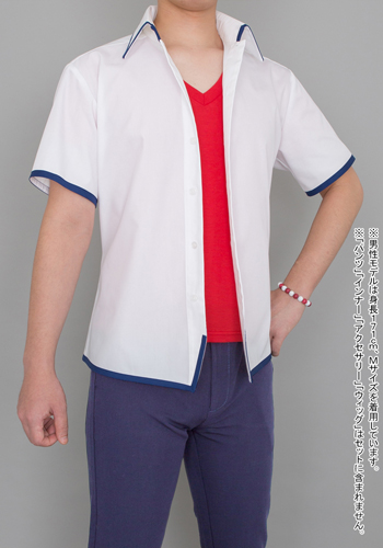 フルーツバスケット/フルーツバスケット/都立海原高校男子制服夏服シャツ