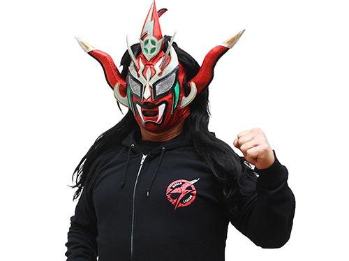 新日本プロレスリング/新日本プロレスリング/獣神サンダー・ライガー「LIGER THE FINAL」パーカー
