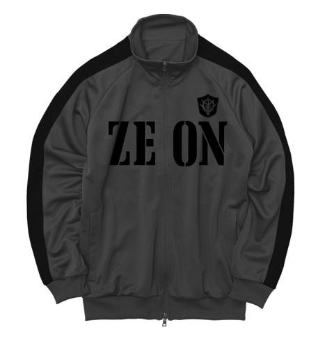 ガンダム/機動戦士ガンダム/PRINCIPALITY OF ZEON ジャージ