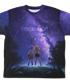 恋する小惑星 両面フルグラフィックTシャツ
