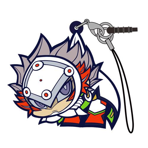 遊☆戯☆王/遊☆戯☆王VRAINS/リボルバー つままれストラップ
