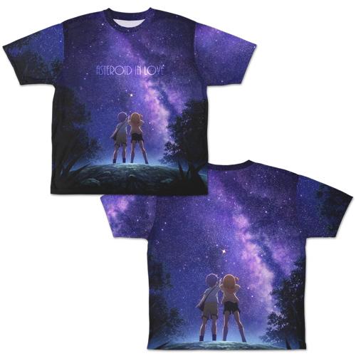 恋する小惑星/恋する小惑星/恋する小惑星 両面フルグラフィックTシャツ