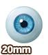 オビツ製作所/Obitsu Body/EY20-G グラスティックアイ 20mm