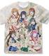虹ヶ咲学園スクールアイドル同好会 フルグラフィックTシャツ