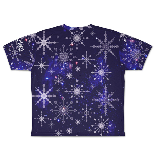初音ミク/SNOW MIKU 2020/★限定★初音ミク 両面フルグラフィックTシャツ SNOW MIKU 2020 Ver.