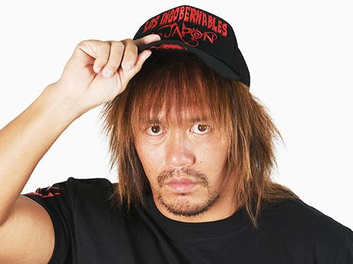 新日本プロレスリング/新日本プロレスリング/L・I・J キャップ(ブラック×レッド)