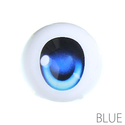 オビツ製作所/Obitsu Body/EYOB-B10 尾櫃瞳(オビツアイ)Bタイプ 10mm