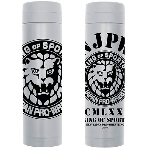 新日本プロレスリング/新日本プロレスリング/ライオンマーク サーモボトル