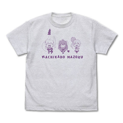 まちカドまぞく Tシャツ