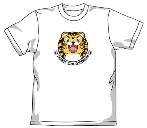 Fate/Fate/tiger colosseum/タイガーころしあむTシャツ