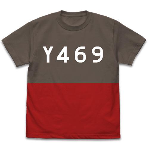ハイスクール・フリート/劇場版 ハイスクール・フリート/Y469 晴風II 切り替えTシャツ