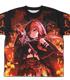 灼熱のリベリオン 二宮飛鳥 両面フルグラフィックTシャツ