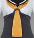 秋月型駆逐艦 秋月・照月共通スカーフ