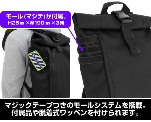 ガンダム/機動戦士Zガンダム/アナハイム・エレクトロニクス ロールトップバックパック