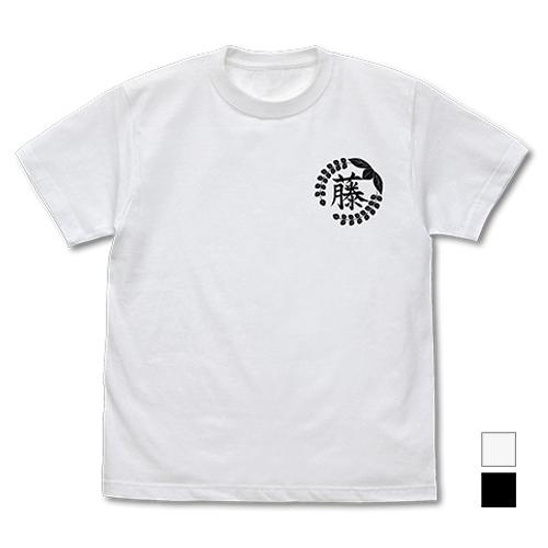 鬼滅の刃/鬼滅の刃/藤の花の家紋 Tシャツ