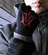 Fate/Fate/Grand Order -絶対魔獣戦線バビロニア-/★限定★FGOバビロニア 藤丸立香の令呪 スマホグローブ