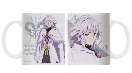 Fate/Fate/Grand Order -絶対魔獣戦線バビロニア-/FGOバビロニア マーリン フルカラーマグカップ