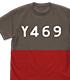 Y469 晴風II 切り替えTシャツ